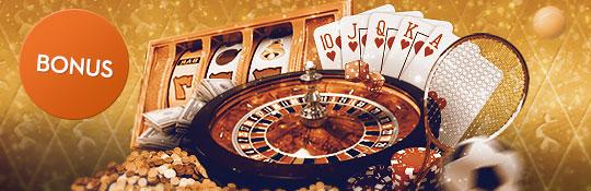 Bonussen bij Nederlandse Casino's